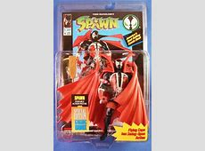 1995 - McFarlane Toys - Spawn - Series 1 - Spawn - Action ... Kenner