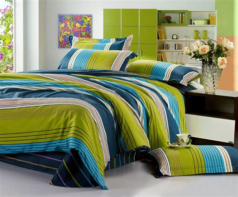 Green Bedding Set Boys Bedding Sets Green Homefurniture Org