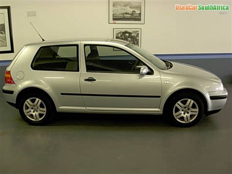 Used Cars Port Elizabeth 2003 volkswagen golf 4 1 6 used car for sale in port