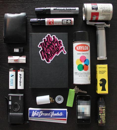 create  simple graffiti tools shoe polish mop