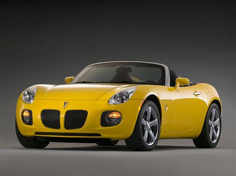 2006 Pontiac Solstice by 2006 Pontiac Solstice Gxp Review Supercars Net