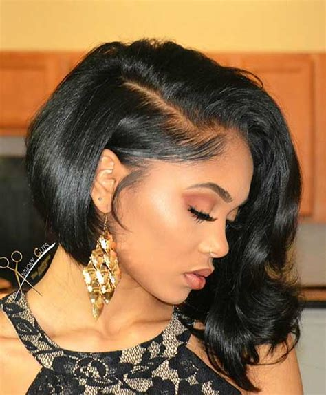 Bob Hairstyle For Black Hair by Hairstyles For Black Hair The Best