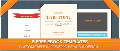 ebook templates free how to write an ebook using microsoft powerpoint clothed