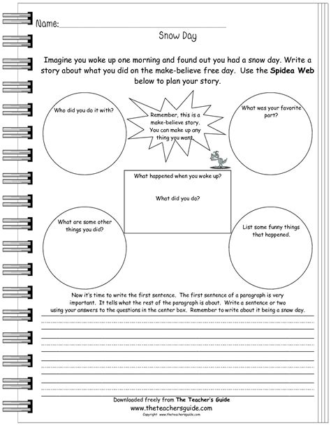 Career Day Worksheets by 8 Best Images Of Career Day Worksheets Snow Day Writing