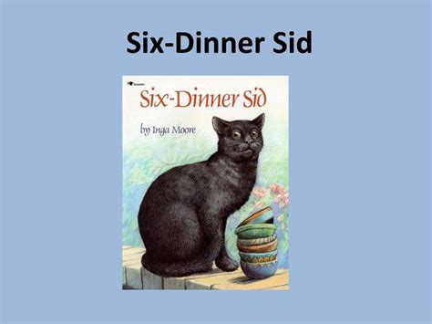 six dinner sid ppt six dinner sid powerpoint presentation id 2080067