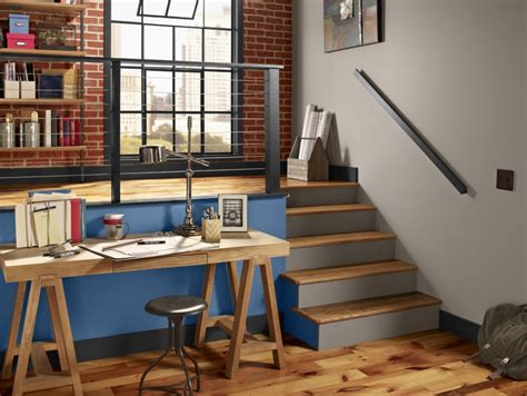 15 Home Offices Featuring Trestle Tables As Desks Industrial Home Office Desk