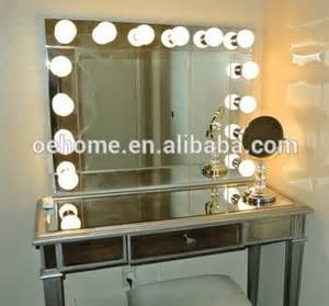 Makeup Vanity With Led Lights Vanity Table With Lighted Mirror Makeup Mirror Buy