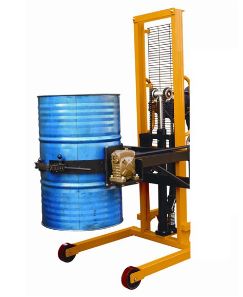 Drum Stacker hydraulic drum stacker and rotator industrial products