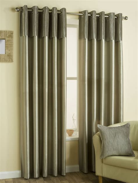 silk draperies ready made classic velvet faux silk lined eyelet curtains ready made