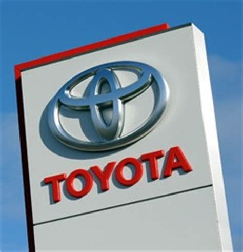 Toyota Sign Followup Toyota Strongly Objects To Nhtsa Allegations