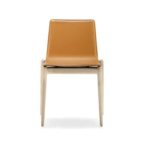 chaise pedrali malm 246 392 chaise bois cuir v 233 ritable pedrali