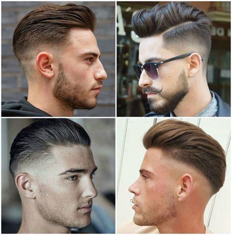 types  fade haircut  fade medium fade taper fade high fade hairstyles