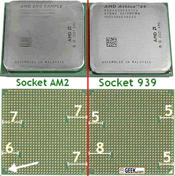 Sockel 939 Cpu by Amd Athlon Chip Wont Fit Hotukdeals