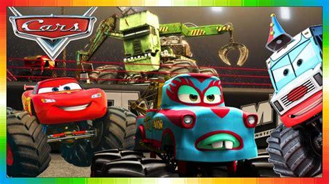 cars 3 der film deutsch cars deutsch monster hook truck movie lightning