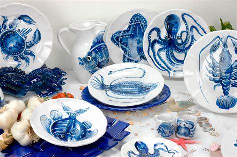 vasi vietresi stoviglieria linea contemporanea decoro ceramica