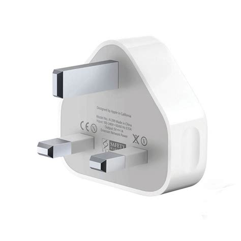 apple iphone 5 charger official apple usb 30 pin cable mains charger