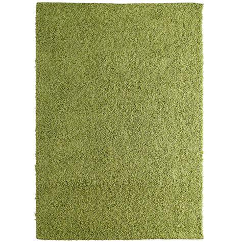 custom shag rugs lanart custom shag keylime green 8 ft x 10 ft indoor area rug custshag810kl the home depot
