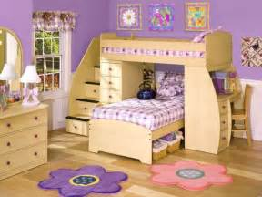Bunk Beds For Girls With Desk by Bunk Beds With Desk For Kids Bedroom