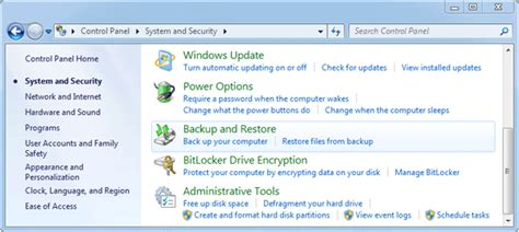 resetting windows vista to factory settings without cd how to reset windows 7 to factory settings without install