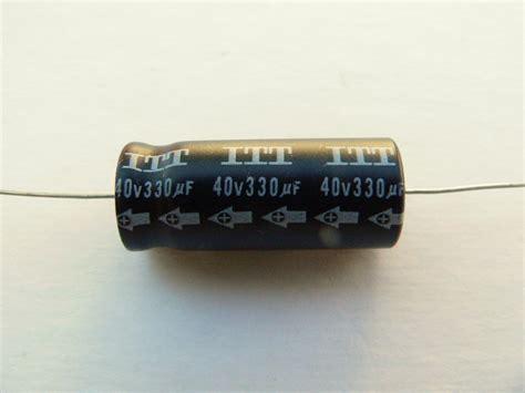 que es un capacitor axial 330uf 40v condensador axial para marshall guitarra v 225 lvula de tubo plexi ebay