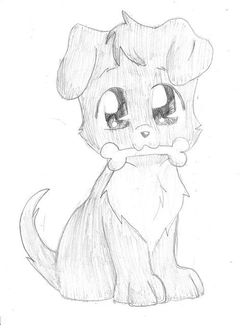 chibi dog coloring pages chibi puppy colouring pages color drawing litle pups
