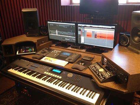 finally building   studio desk gearslutzcom