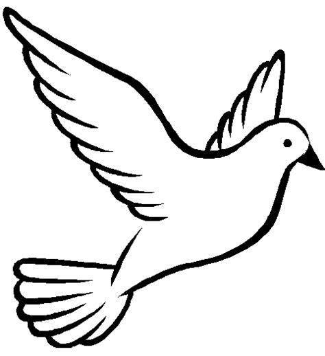 Holy Spirit Dove Outline by Descending Dove Outline New Calendar Template Site