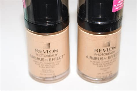 Revlon Photoready Foundation Review revlon photoready airbrush effect foundation review