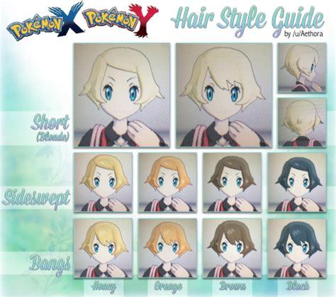 hairstyles girl pokemon x absolute bullshit pokemon x pokemon y pokemon xy space