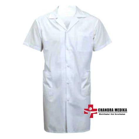 Dijamin Jas Lab Jas Laboratorium Lengan Pendek jas laboratorium lengan pendek nyaman dipakai harga murah