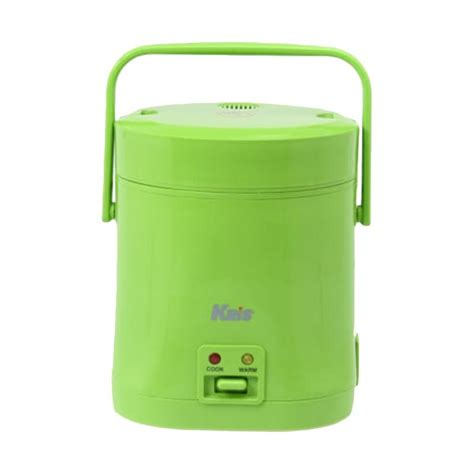 Rice Cooker Kris 0 3 Liter jual kris rice cooker mini green harga