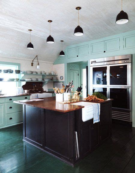 blue and green kitchen 10 gorgeous blue and green kitchens kitchen inspiration