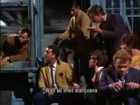 Officer Krupke by David Winters Quot West Side Story Quot A Rab In Officer Krupke