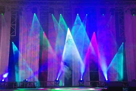stage lighting design bay stage lighting