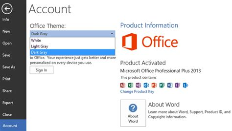 themes for excel 2013 download fast download how to change office 2013 theme