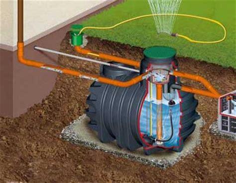 Regenwassernutzung Garten einbauanleitung regenwassernutzung garten