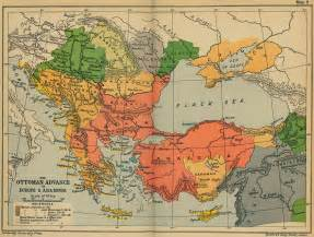 Ottoman Maps Map Of The Ottoman Conquests 1451 1566