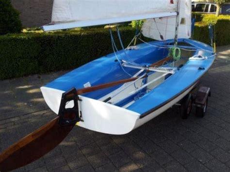 zeilboot 420 kopen open zeilboot 420 erg compleet incl dubbele trailer