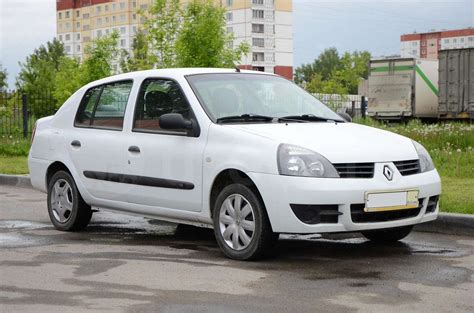 renault car symbol 2007 renault symbol i pictures information and specs