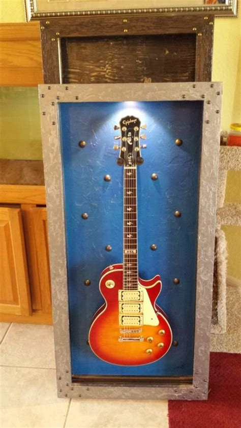 62 best shadow boxes and display cases images on pinterest 76 best display your guitar images on pinterest shadow