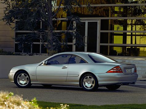 how does cars work 2001 mercedes benz cl class electronic toll collection mercedes benz cl c215 specs 1999 2000 2001 2002 autoevolution