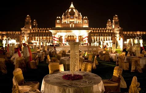 Budget Wedding Venues In Jaipur by Rachnoutsav Event Management Company In India Top 10