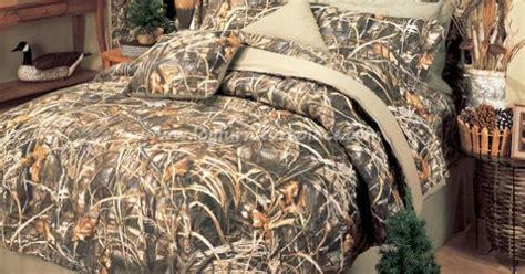 Realtree Max 4 Camo Comforter Set Max 4 Camo Bed Set