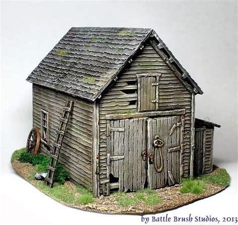 ram shackle battle brush studios review ramshackle barn