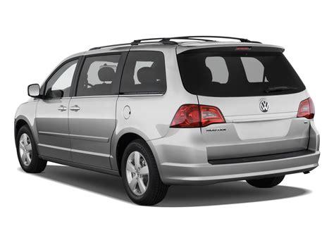 2009 Volkswagen Routan by 2009 Volkswagen Routan Reviews And Rating Motor Trend