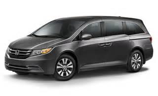 Honda Minivan Used Honda Odyssey Reviews Honda Odyssey Price Photos And