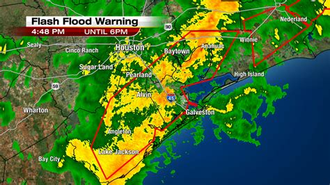 texas flood map map flash flood warnings near houston texas extended until 6pm ct forecasters say