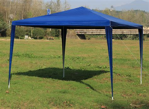 buy 3x3m gazebo outdoor marquee tent canopy blue at