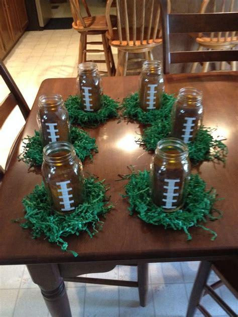 football banquet favors images pinteres