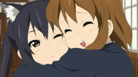 Anime Hug Gif by Anime Hug Gif Anime Hug Discover Gifs